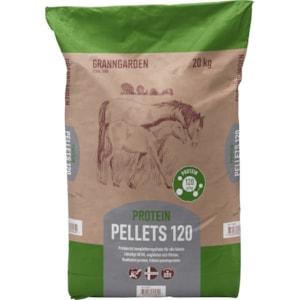 Hästfoder Granngården Protein Pellets 120, 20 kg