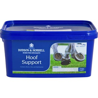 Fodertillskott Dodson and Horrell Hoof Support, 1,5 kg