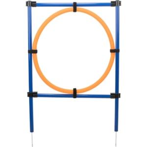 Agility Ring Trixie Svart/Orange 78x65x115xm