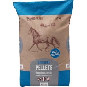 Hästfoder Granngården Original Pellets, 20 kg