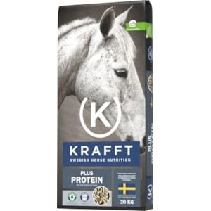 Hästfoder Krafft Plus Protein, 20 kg