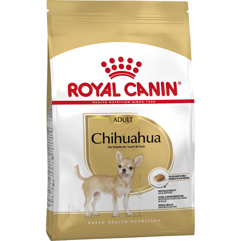 Hundfoder Royal Canin Chihuahua Adult, 1,5 kg