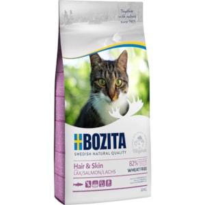 Kattmat Bozita Feline Hair and Skin, 10 kg