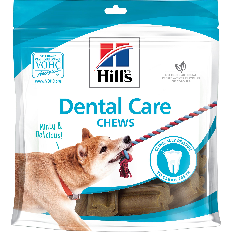 Hundgodis Hills Dental Care Chew