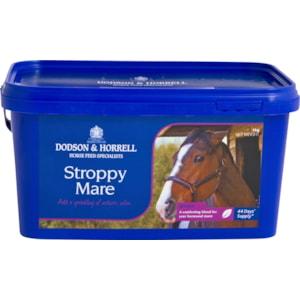 Fodertillskott Dodson and Horrell Stroppy Mare Mix, 1 kg
