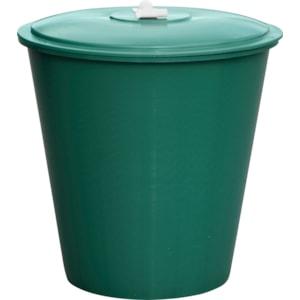 Regntunna grön, 210 l