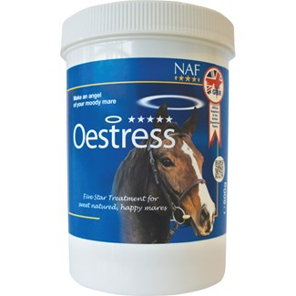 Fodertillskott NAF Oestress, 500 g