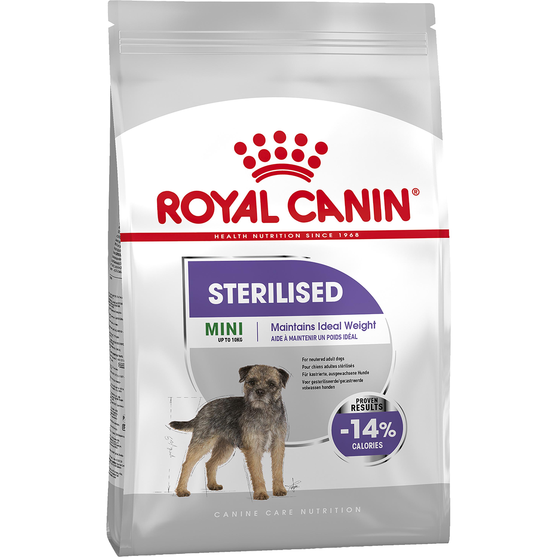 Hundfoder Royal Canin Mini Adult, 3 kg
