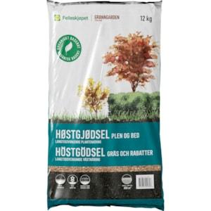 Höstgödsel Granngården Gräs & Rabatter, 12 kg