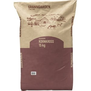 Foderråvara Kornkross, 15 kg