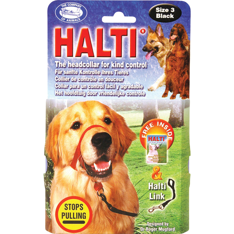 Nosgrimma Company of Animals Halti 3