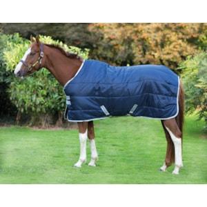 Stalltäcke Horseware Amigo 200 g 160 cm, Blå