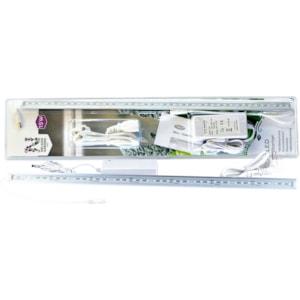 Växtbelysning Nelson Garden LED-ramp med adapter, 15 W