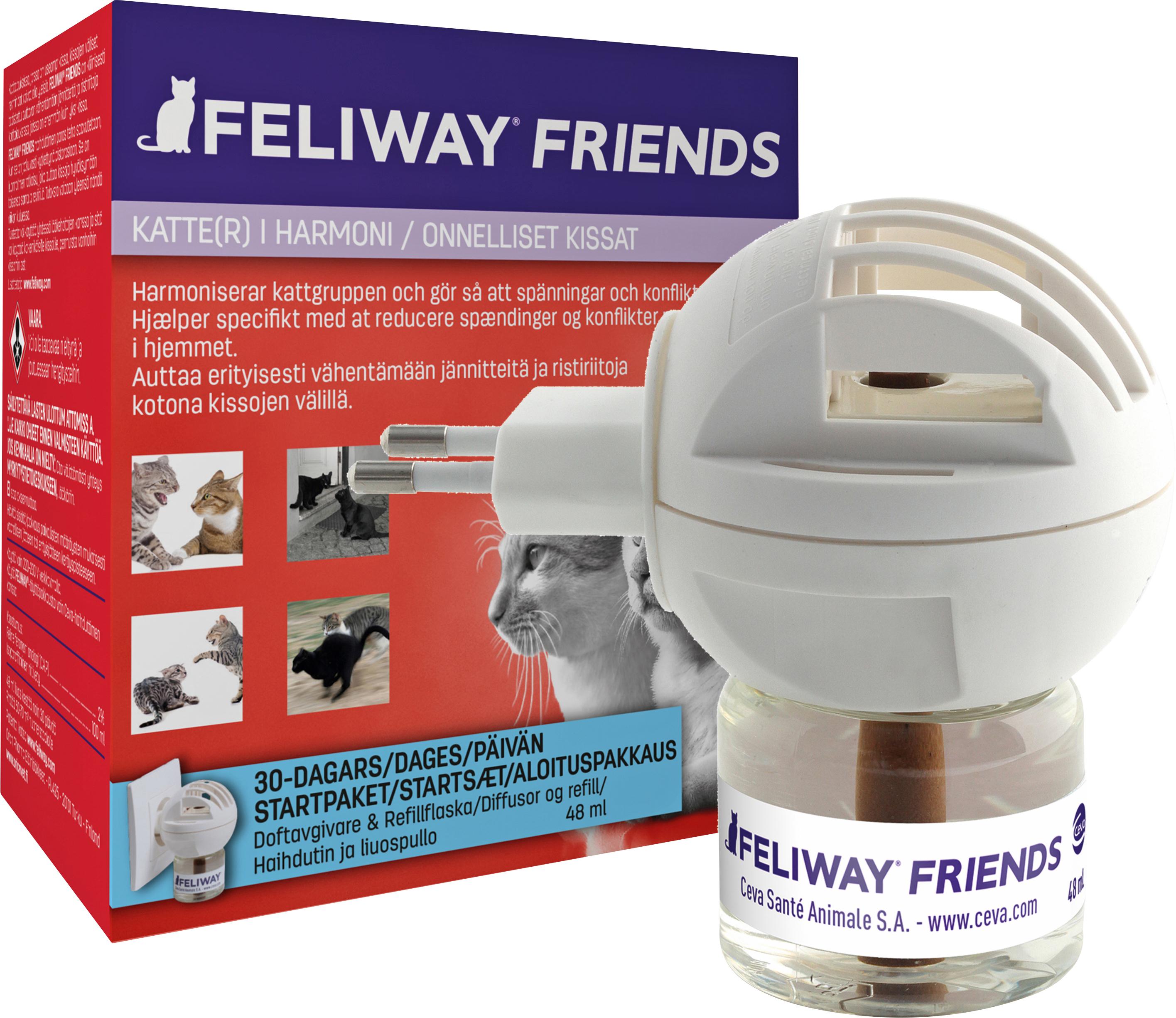 Doftavgivare Feliway Friends
