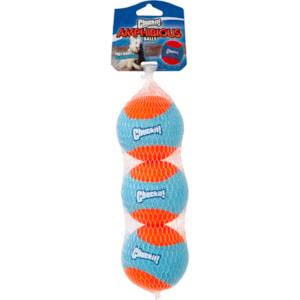 Hundleksak Chuckit! Flytande Tennisboll 3-pack