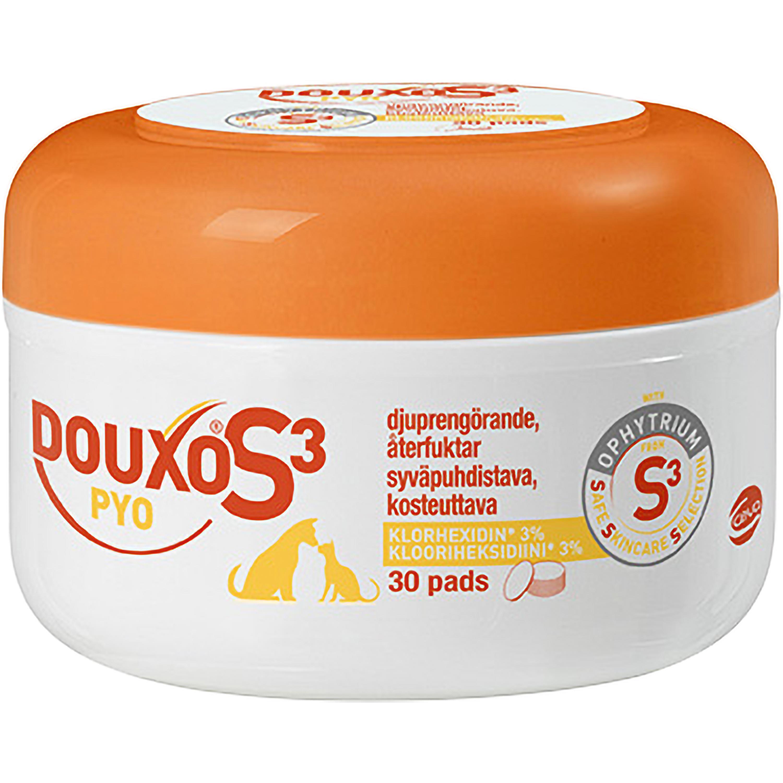 Pads Douxo S3 Pyo Pads, 30-pack
