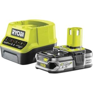 Batterikit Ryobi One+ 18V 2