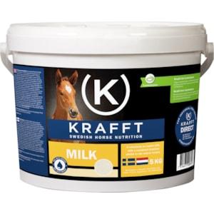 Mjölkersättning Krafft Milk, 5 kg