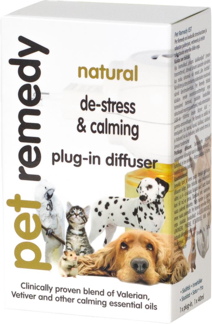 Lugnande Doftspridare Dogman Pet Remedy, 40 ml