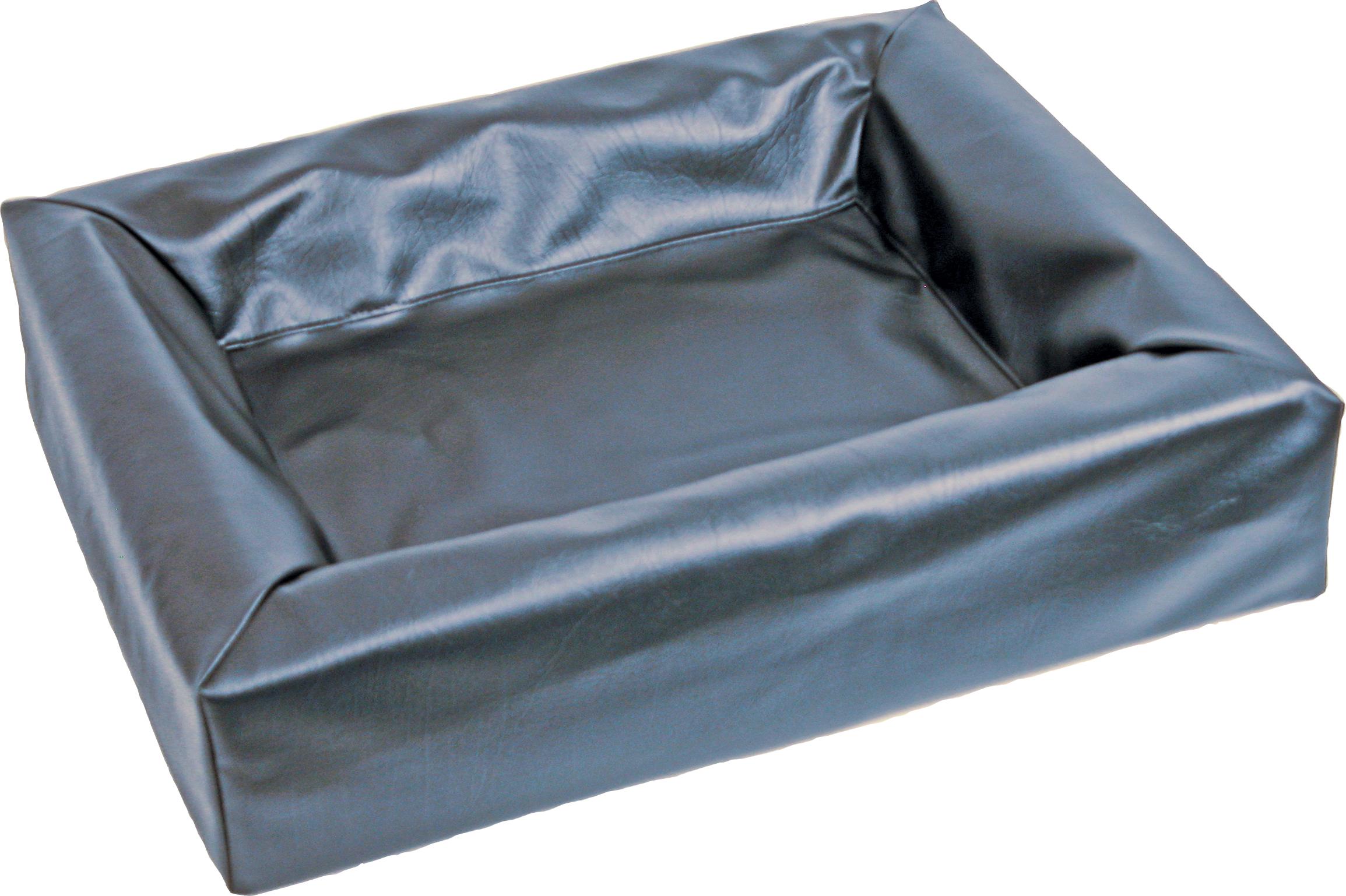 Hundbädd Dogman Bia, Svart Nr 2 - 50x60 cm