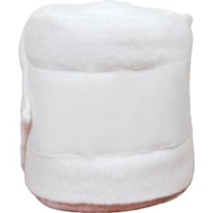 Fleecebandage Hansbo Sport, 4-pack Vit