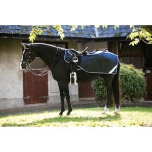 Ridtäcke Horseware Amigo 160, Marin