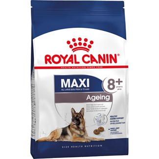 Hundfoder Royal Canin Maxi Ageing +8, 15 kg